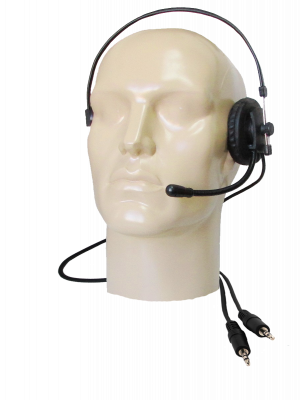 Headset with low noise GNSH-6K
